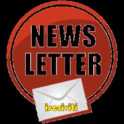 Iscriviti alla Newsletter di Mercatilo La Pulce